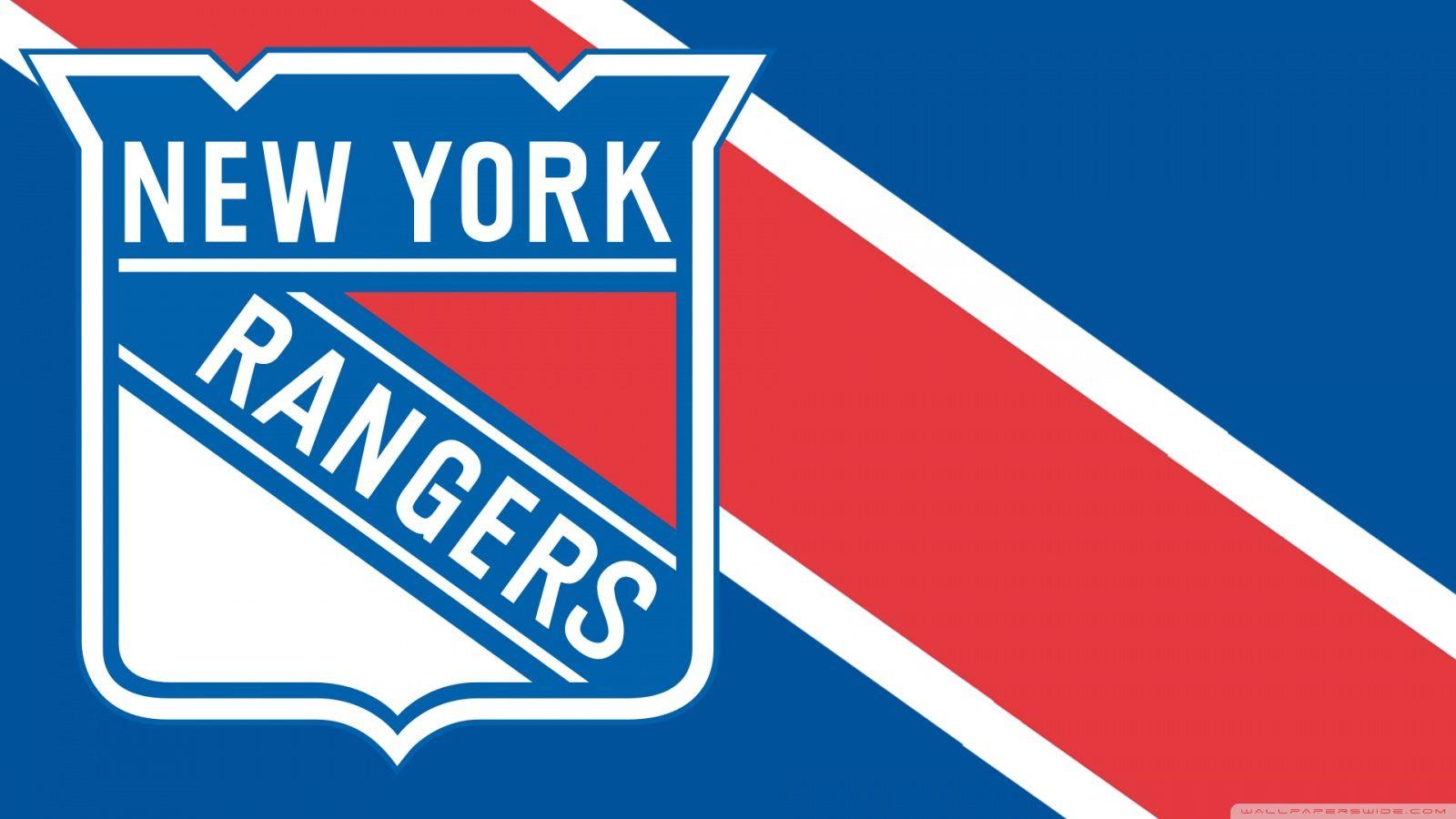 New York Rangers Hd Desktop Wallpaper Widescreen High