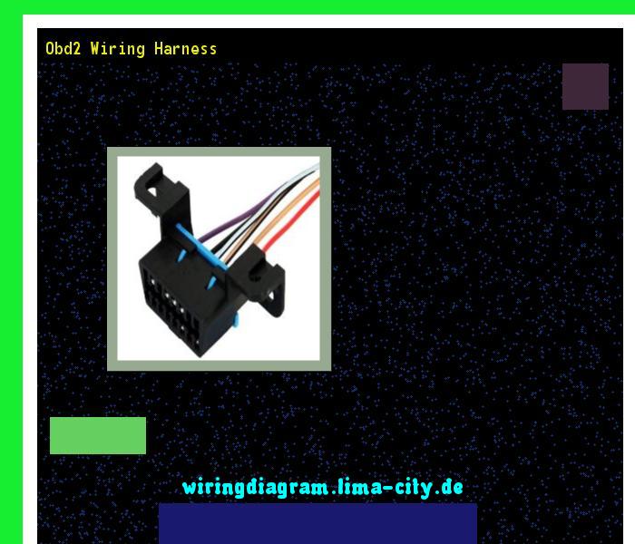 Obd2 Wiring Harness Wiring Diagram 174846 Amazing Wiring Diagram Collection Harness Wire Diagram