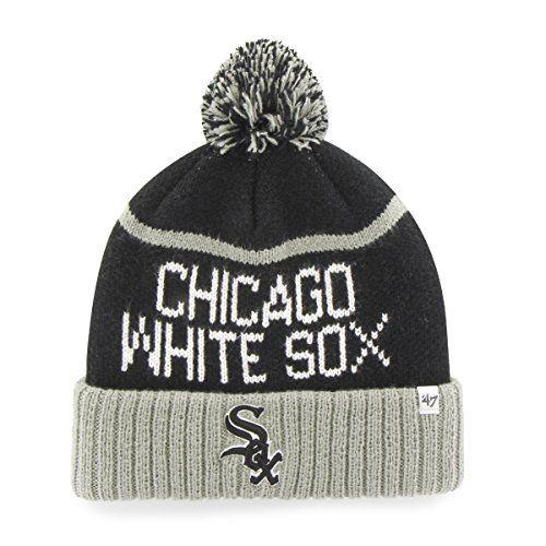 605f170e2e6 White Sox Tassel Beanie