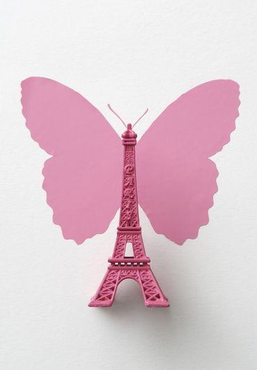 Paris pink.