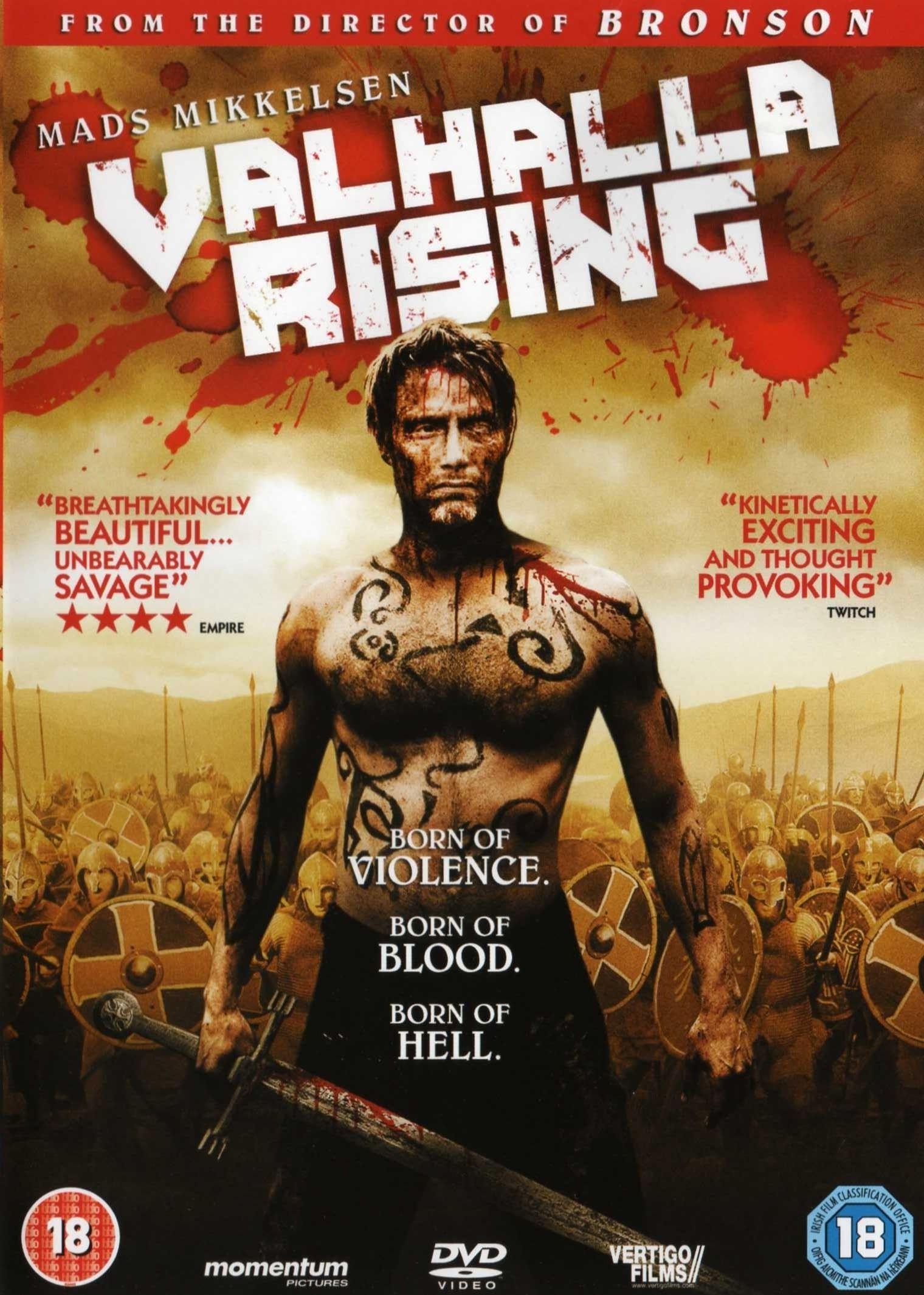 valhalla rising blinkbox 99p rental valhalla rising