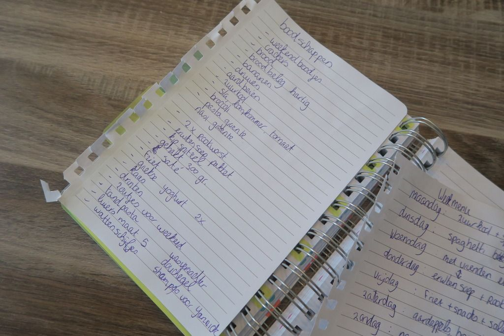 Budget boodschappen doen met een weekmenu en boodschappenlijstje doe je zo! Goedkoop , goed voor het milieu en zo gezond en gevarieerd koken