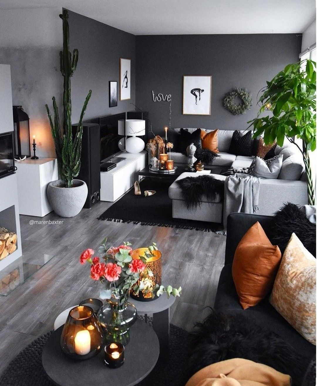 This Would Be My Dream Living Room Except I Wouldn T Have The