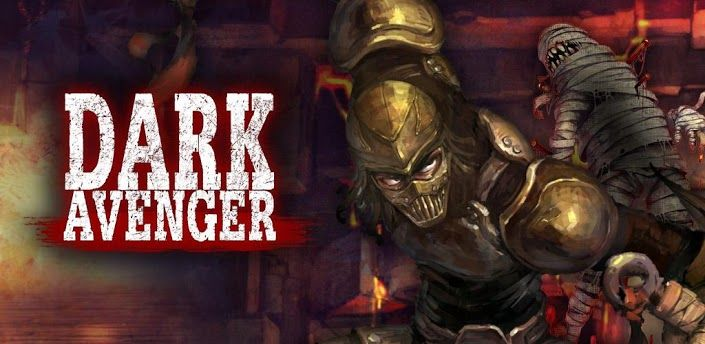 Dark Avenger v1 1 0 Mod (Unlimited Money/Offline) - Frenzy