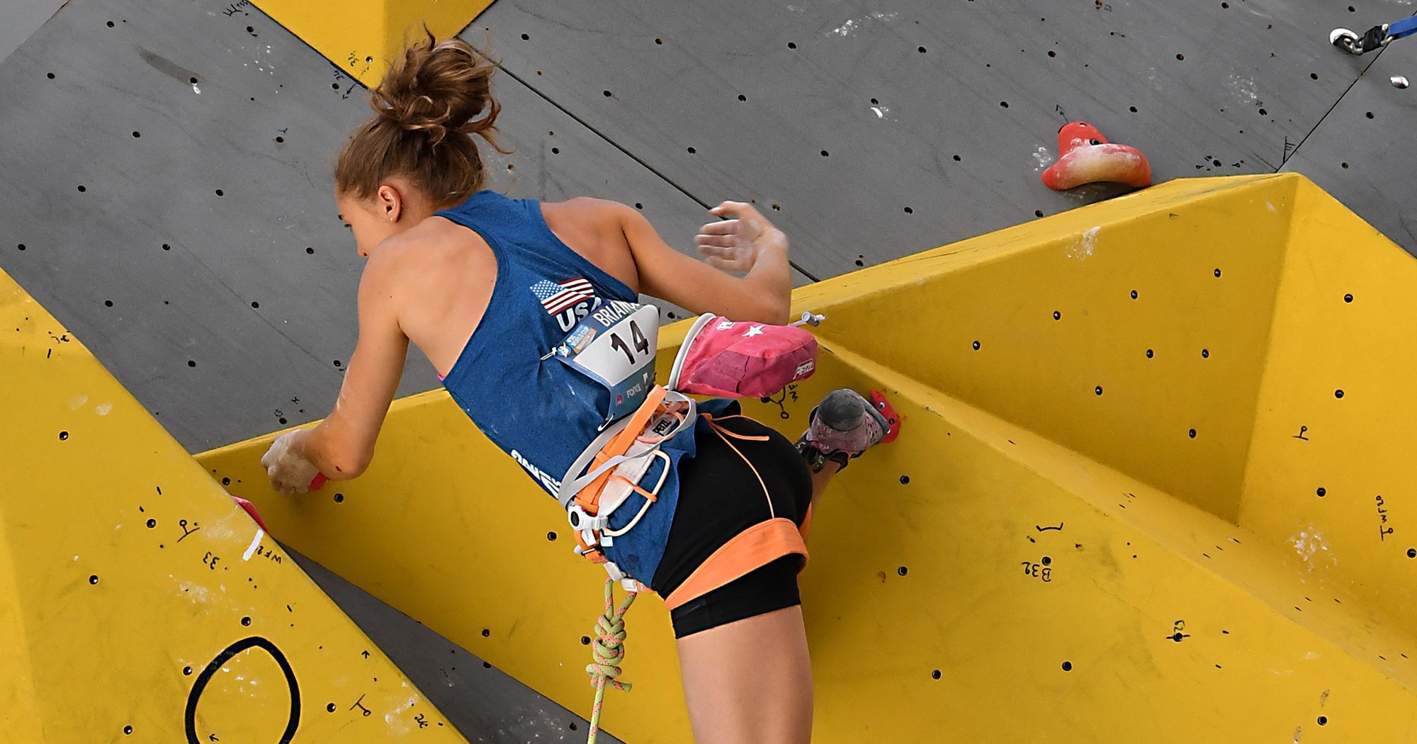 12 Female Climbers To Follow On Instagram ASAP Olympic
