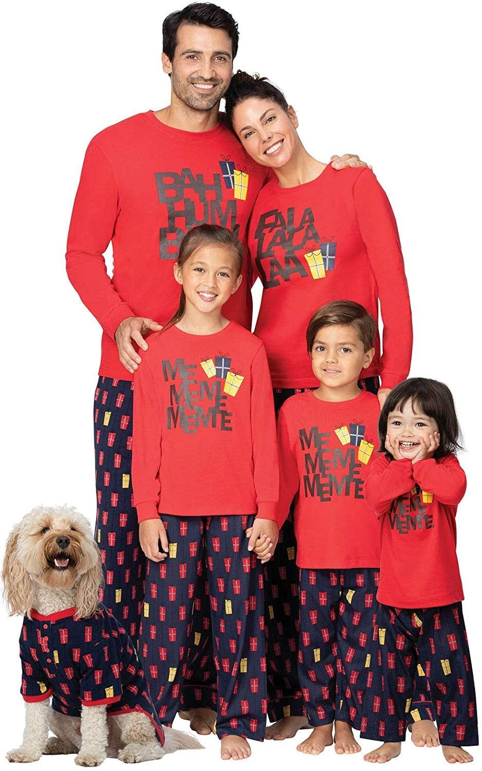 50 Adorable and Cozy Matching Pajamas Your Family Needs