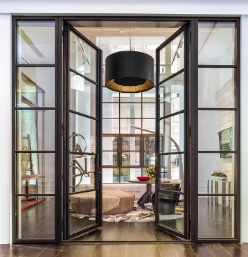 grabill steel window and door highlights