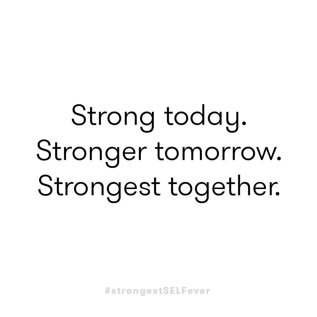 Quotes About Being Strong Together   quotessy