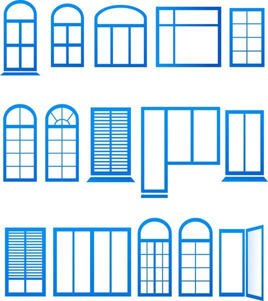 Discover Ideas About Shapes Types Of Windows And Styles