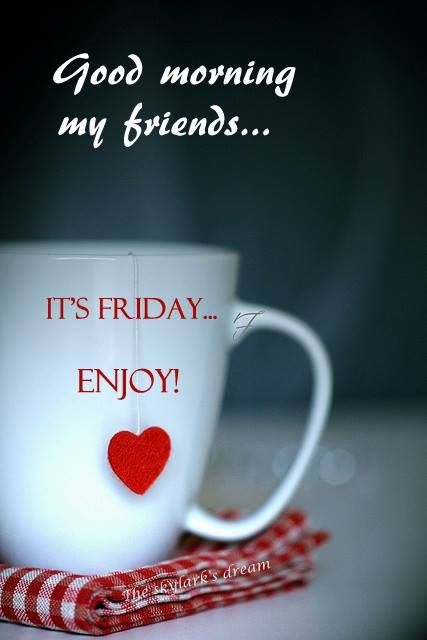 Enjoy your Friday!  ~ Sent from Melissa 11/7/14 ~ Thanks!