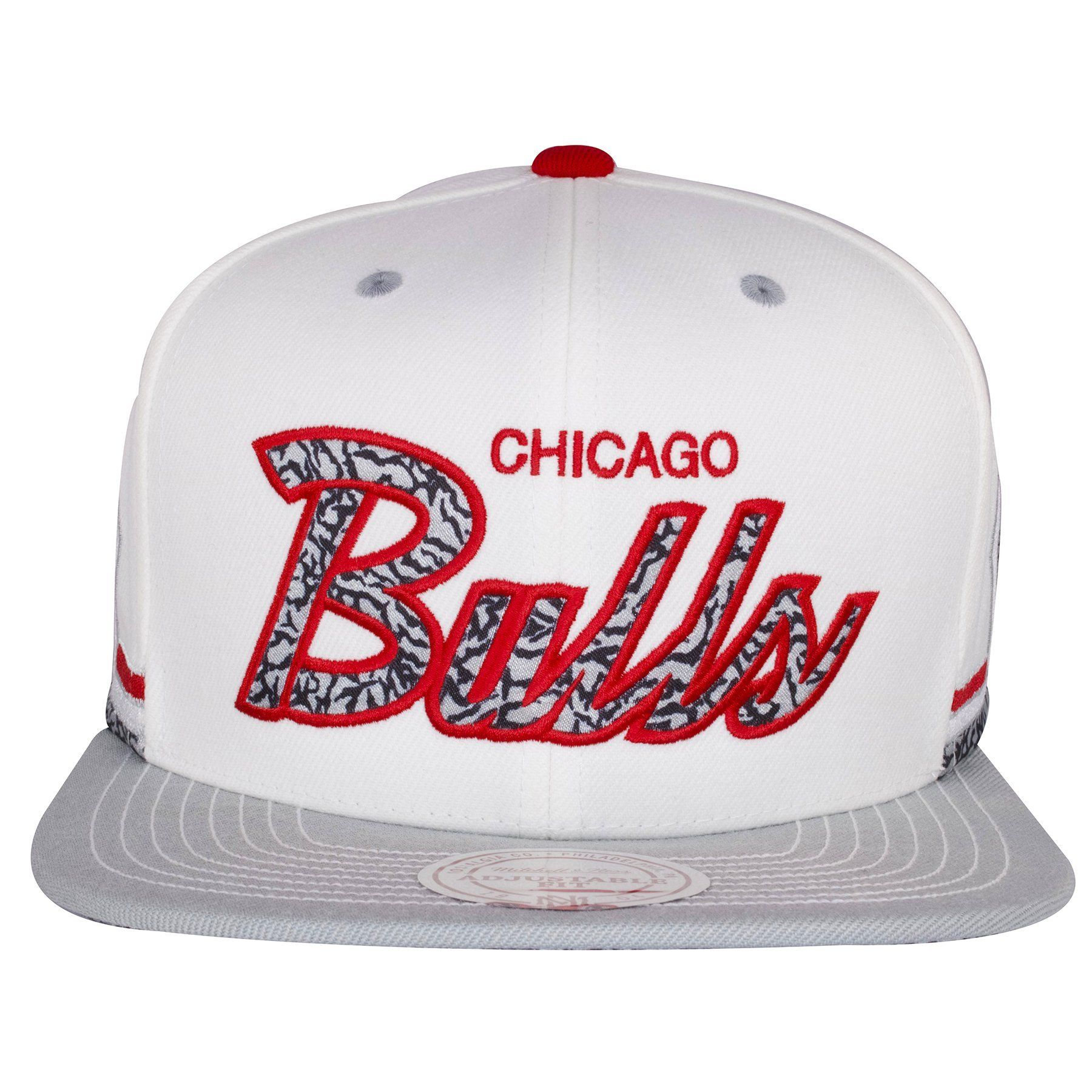 info for 9460c 99a61 Match the Air Jordan 3 Katrinas with this dope Chicago Bull white on cement snapback  hat! Custom sneaker matching snapback hat!!