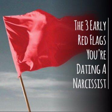 Behavior dating flag red