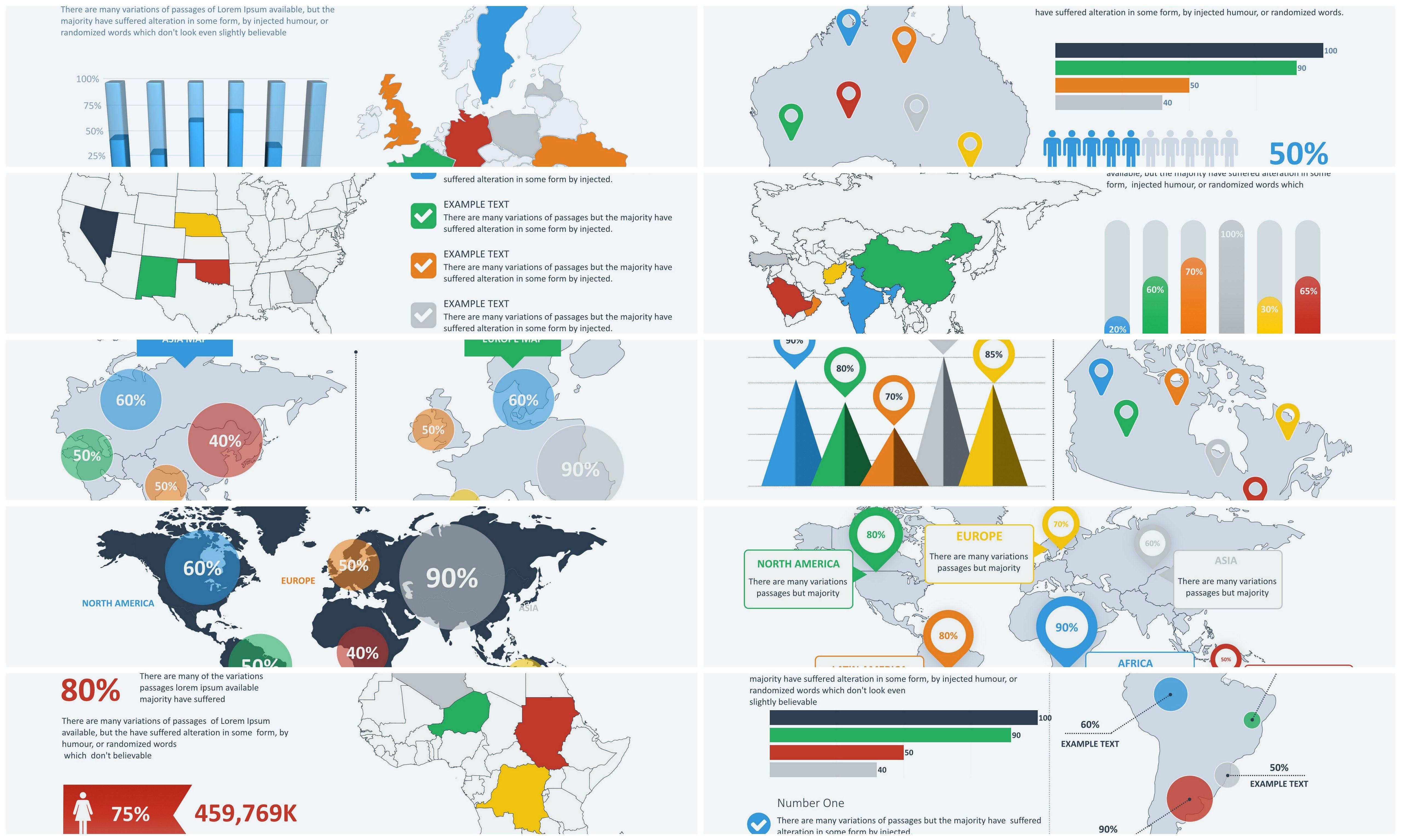 Create world keynote maps pinterest keynote and template create world keynote map gumiabroncs Image collections