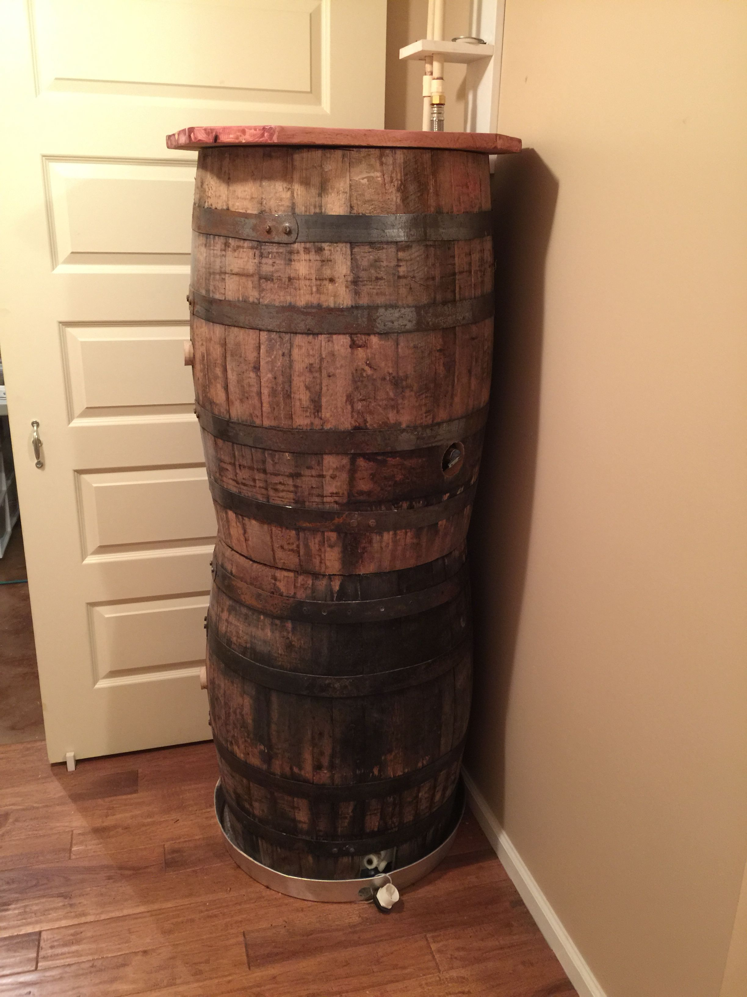 diy water heater cover