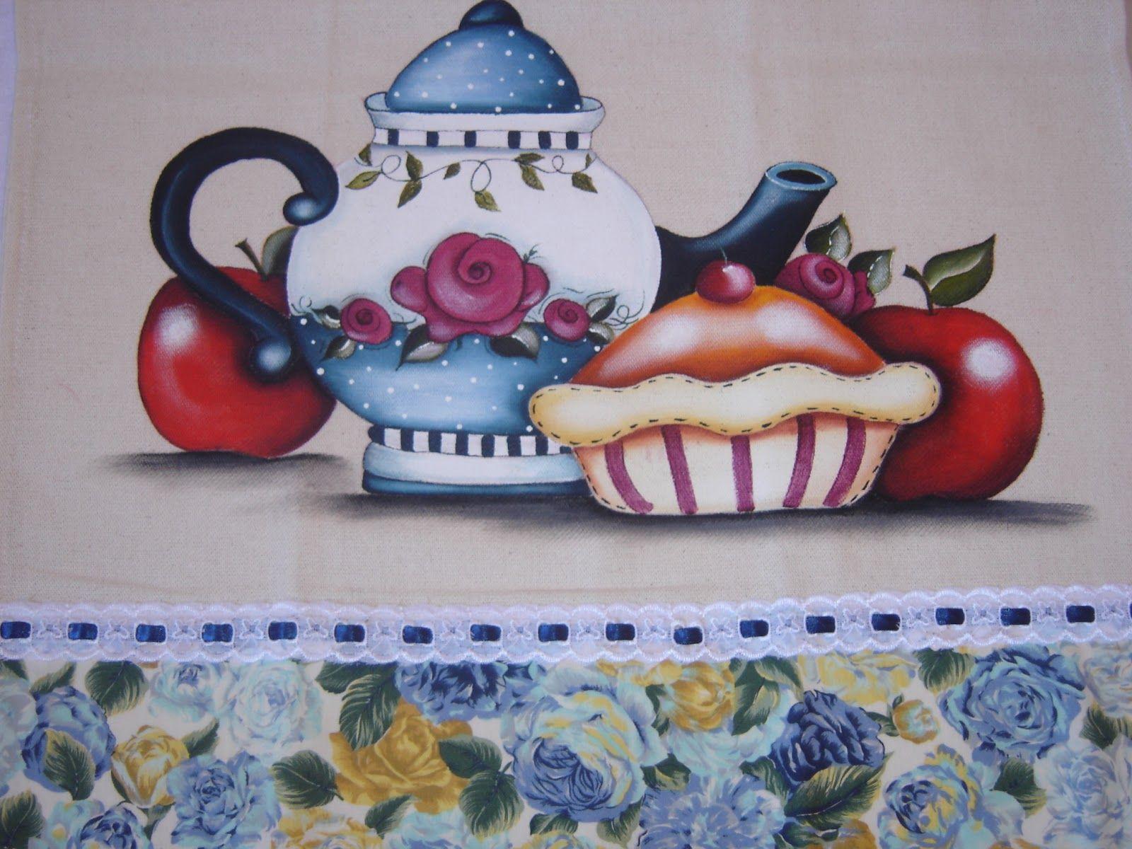 panos dde prato pintura country - Pesquisa Google