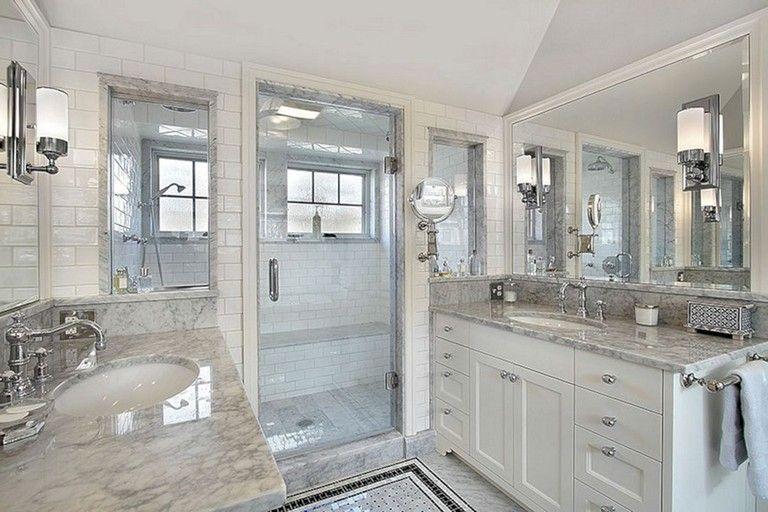 65 Elegant Master Bathroom Design Ideas For Amazing Homes Ideal Bathrooms Bathroom Design Luxury Master Bathrooms