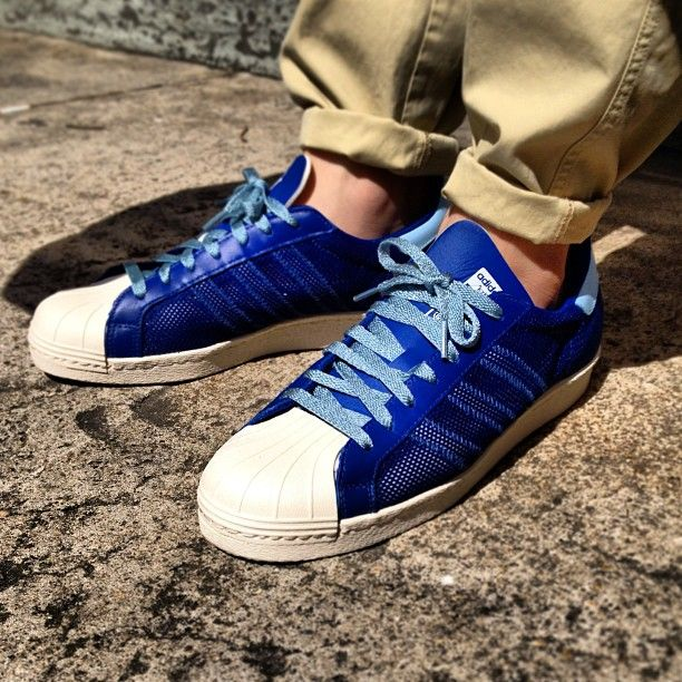 #TodaysKicks kzKLOT x adidas Superstar 80s #kickstagram #nicekicks #sneakers