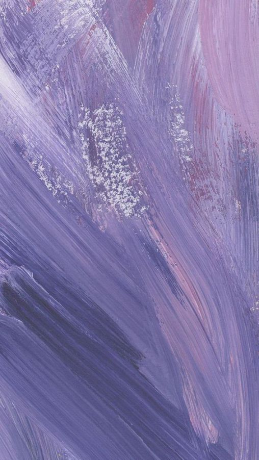April Color of the Month Lively Lavender Watercolor