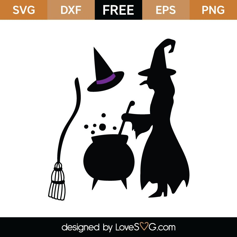 Witch Elements Cricut SVG Pinterest