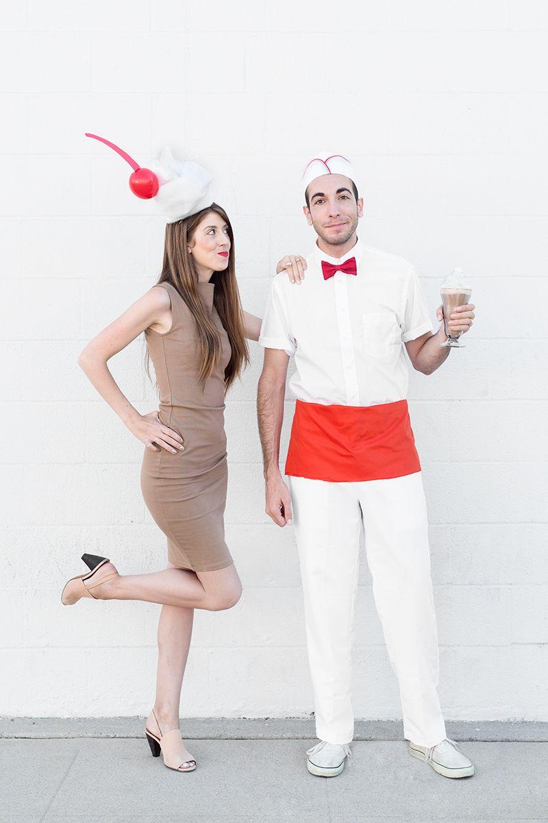 DIY Milkshake Costumes | Milkshake, Costumes and Halloween costumes