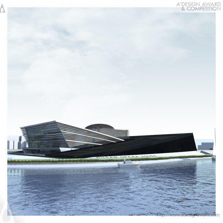 Busan Opera House by Antonis Perpatidis