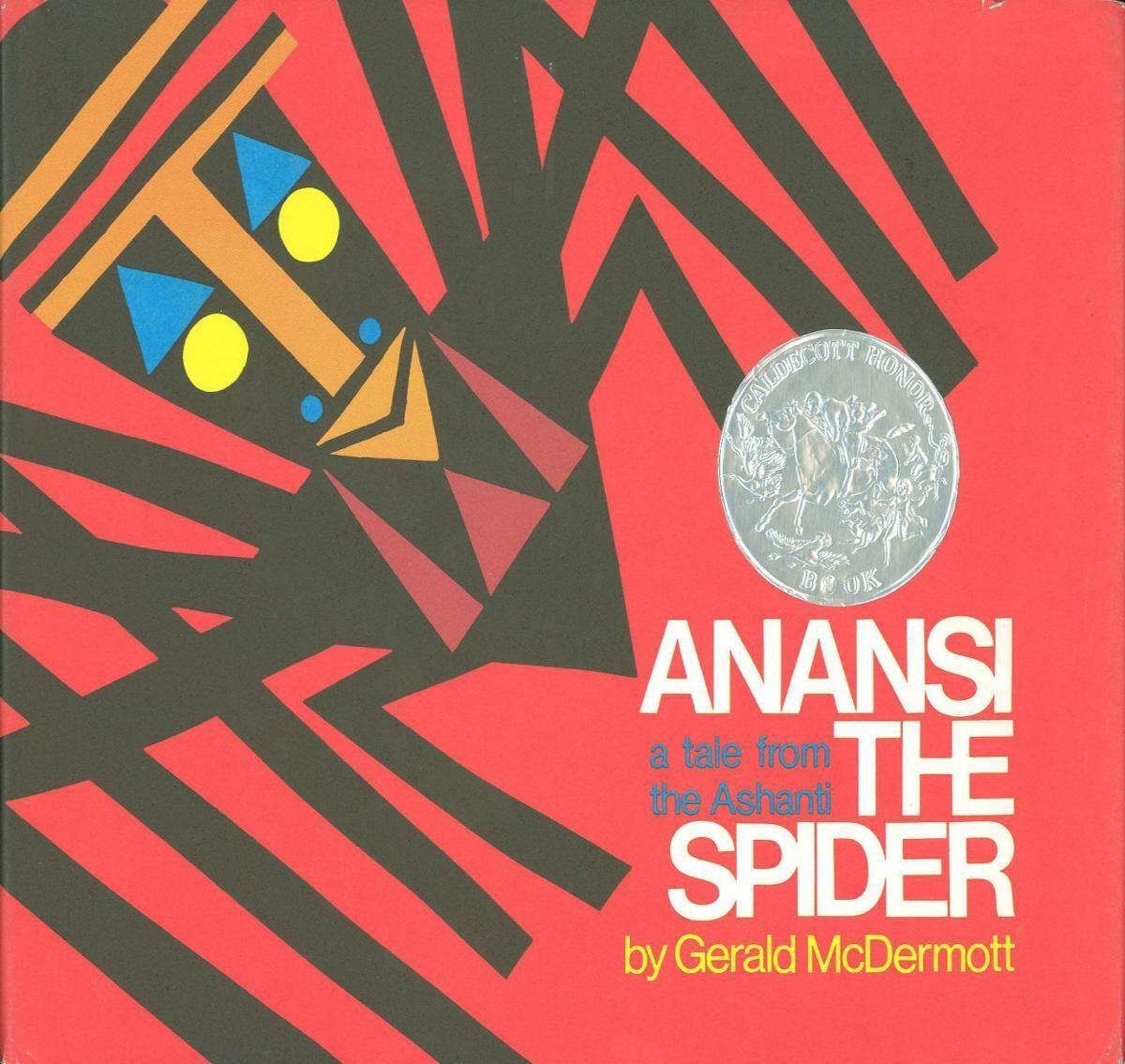 Anansi The Spider Nostalgia