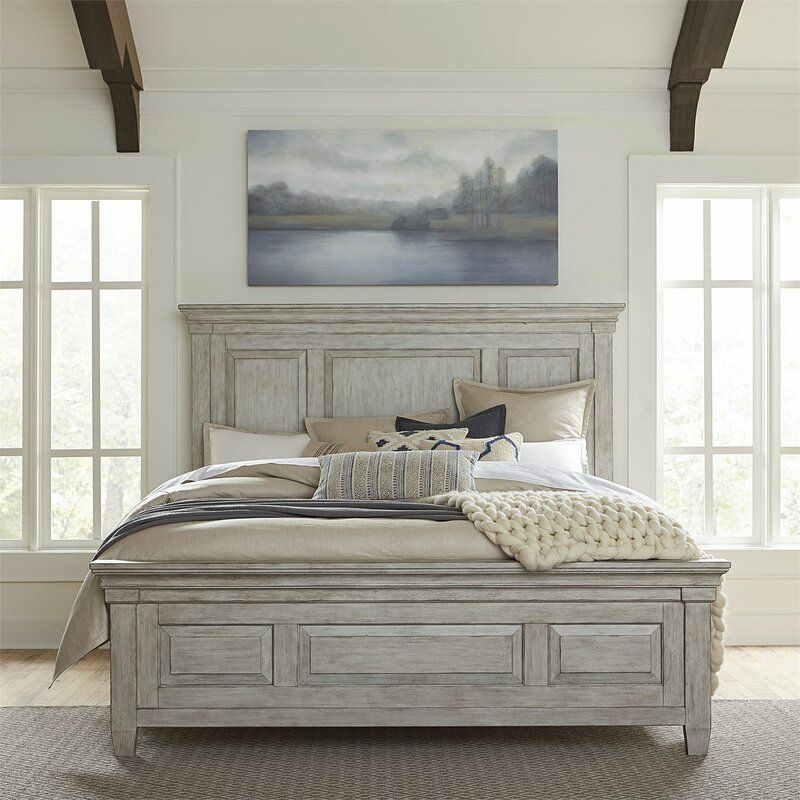 850 Abbey Park Liberty Furniture Panel Bed Wayfair Panel Bed