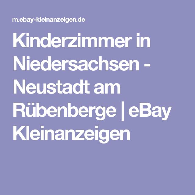 Kinderzimmer in Niedersachsen Neustadt am Rübenberge