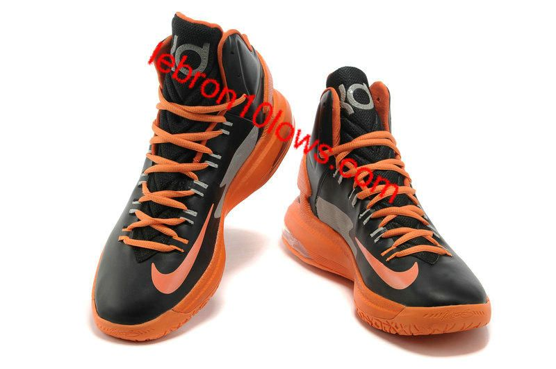 low priced 82c08 a86c0 KD V Black Team Orange 554988 100