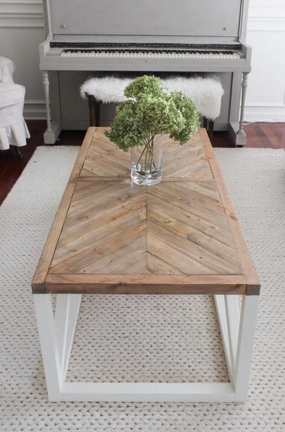 Photo of Herringbone Coffee Table