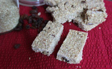 Quinoa Speculoos Repen | De Bakparade