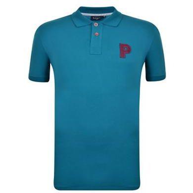 paul smith jeans   logo polo shirt  