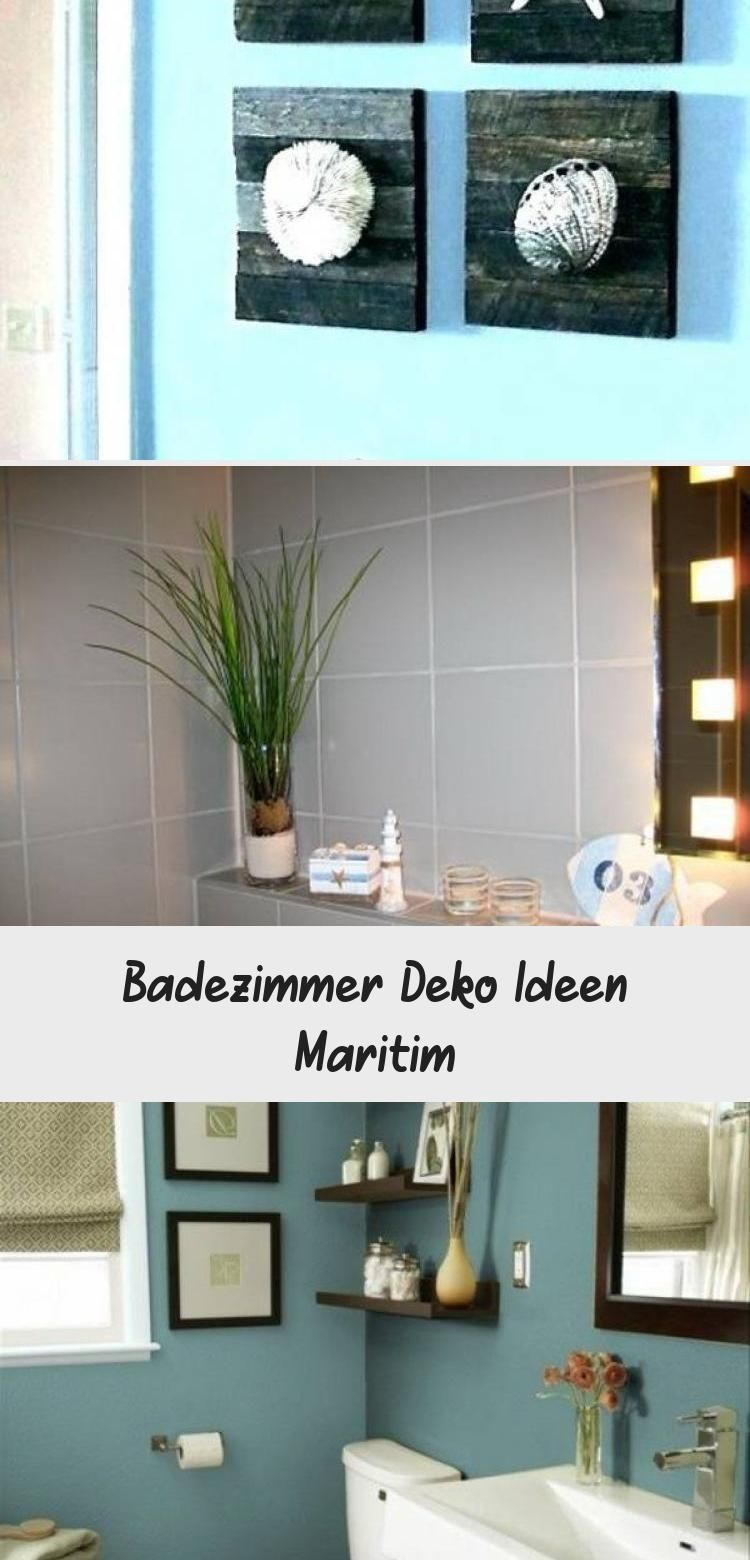 Badezimmer Deko Ideen Maritim In 2020 Framed Bathroom Mirror Lighted Bathroom Mirror Decor