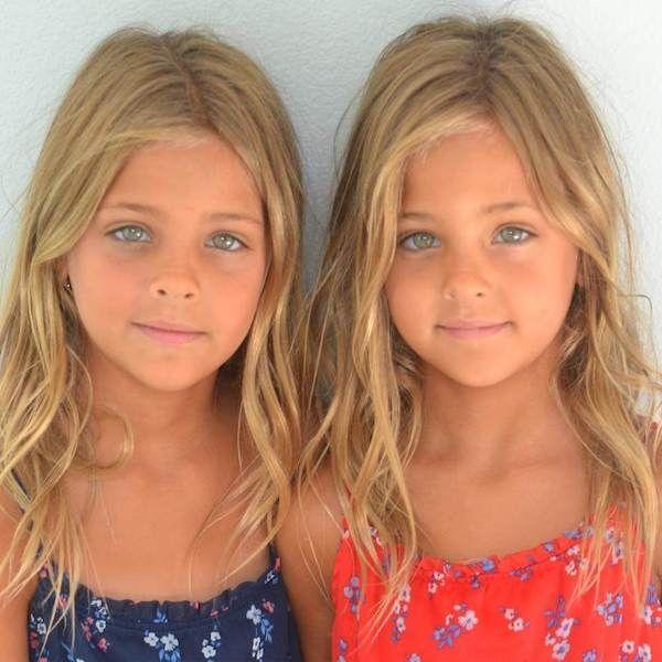 Cette femme a accouché des «plus belles jumelles du monde