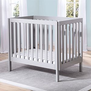 Chic Cribs for Small Spaces   Cribs for small spaces