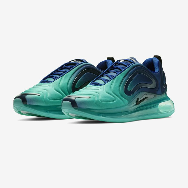 Just go bigger. Introducing the Air Max 720, our newest