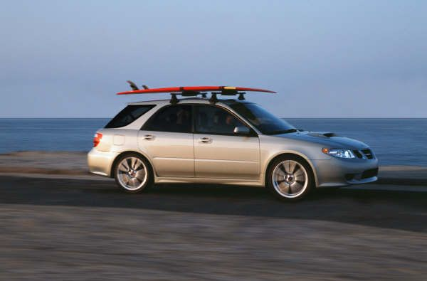 This Is An 05 06 Saab 9 X2 Aero This Is A Wrx Wagon Re Badged As A Saab The Only Noticable Difference Is The Logo Interior He Saab 9 2x Wrx Wagon Used Cars