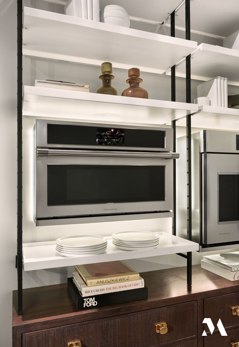 Kbis 2020 Was Truly A Celebration For Monogram With The Launch Of Two New Luxury Appliance In 2020 Professional Kitchen Appliances Luxury Appliances Kitchen Appliances