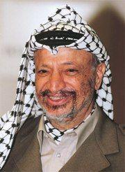 Palestinian Leader Yasser Arafat Born In 1933 Historical Events Yasser Arafat Famous People