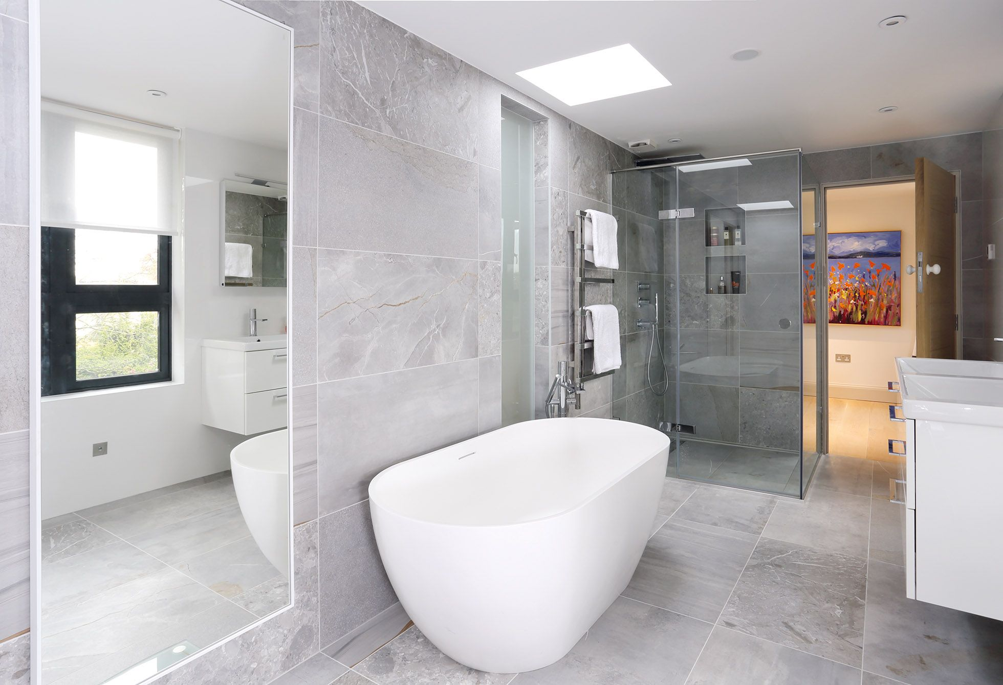 Modern Ensuite Bathroom Ideas and Cool Tips for Planning It ...