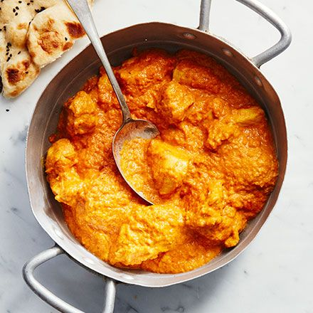 Slow cooker chicken korma #slowcookerrecipes