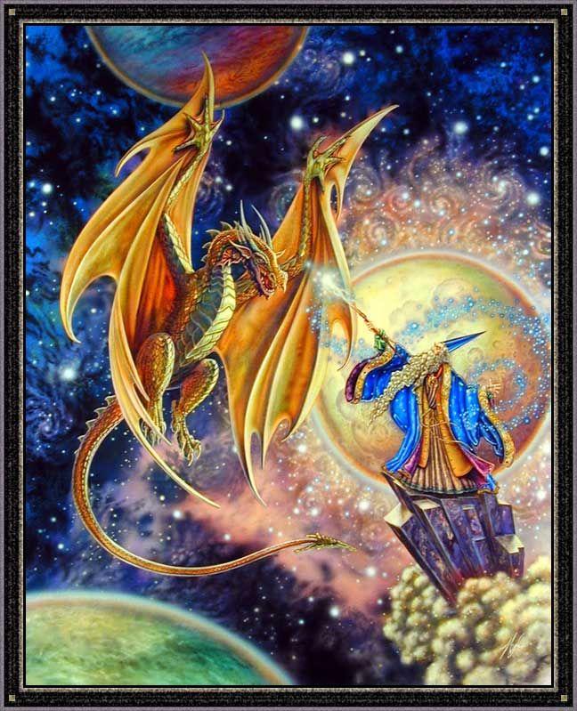 Myles Pinkney | Fantasy dragon art, Dragon images, Dragon artwork