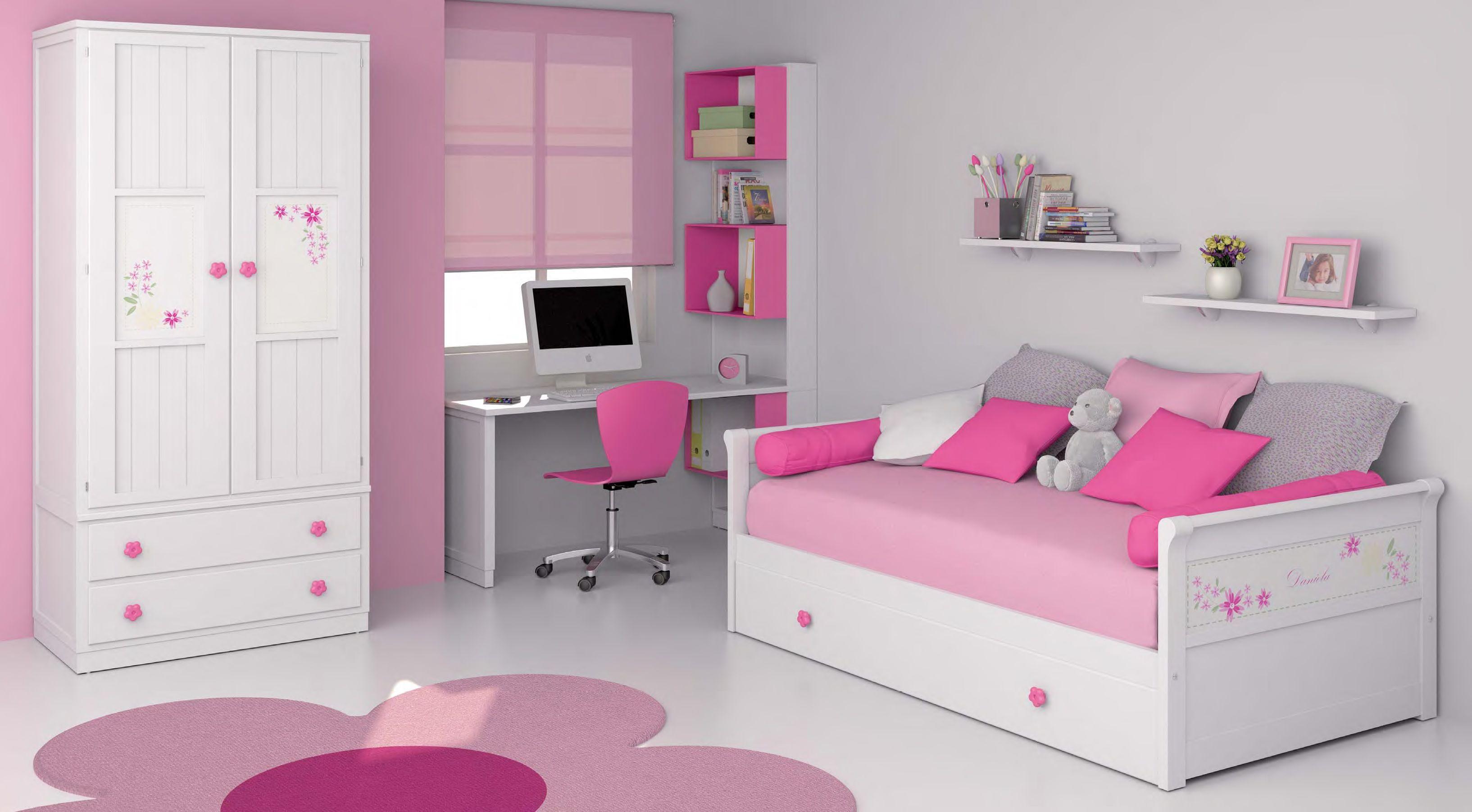 Dormitorios Juveniles Buscar Con Google Nenes Pinterest  ~ Habitaciones Juveniles De Madera