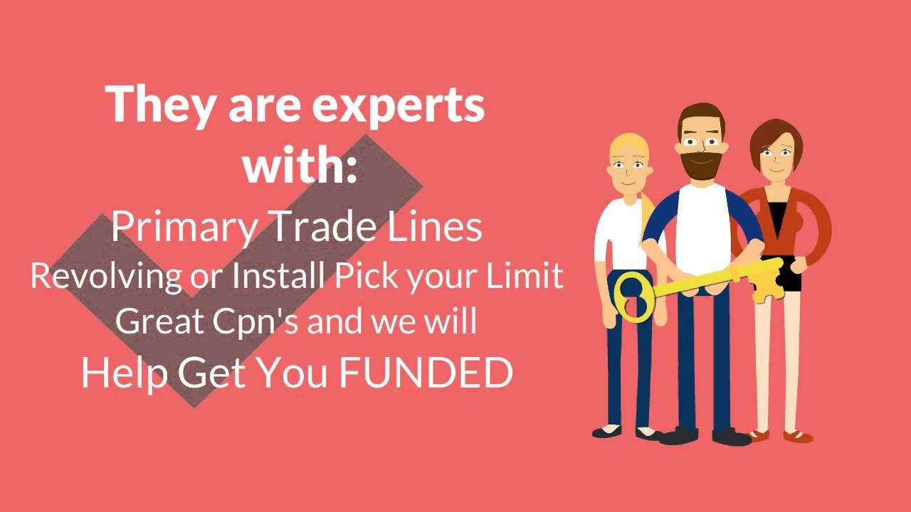 What is Primary Tradelines? Wanted to build your credit