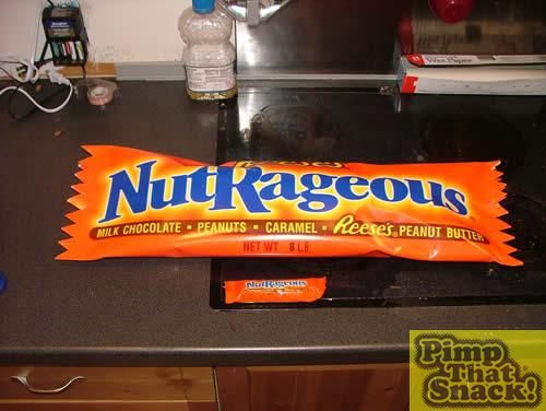 Pimp That Snack - Reese's Nutrageous