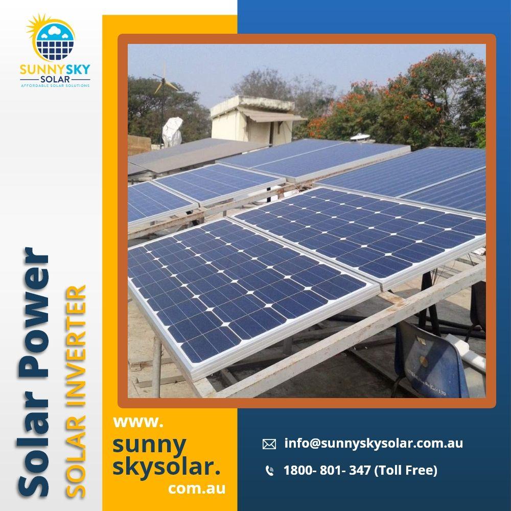 10kw Solar Panel System 10kw Solar Panel System In Brisbane Sunny Sky Solar In 2020 Solar Panels Solar Solar Panel System