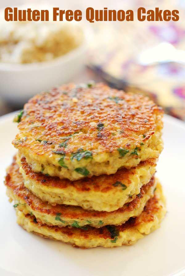 Photo of Crispy Quinoa Cakes | Healthy Recipes Blog