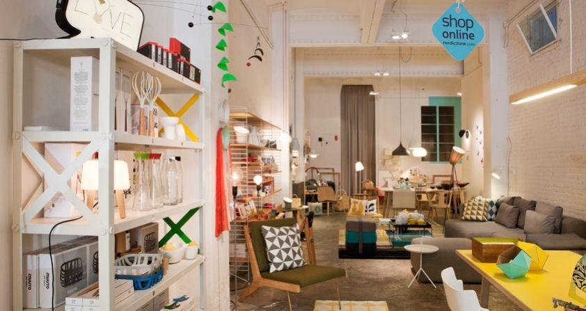 Nordicthink Shop Online The Best Of Scandinavian Design Shop Interiors Apartment Life Space Architecture