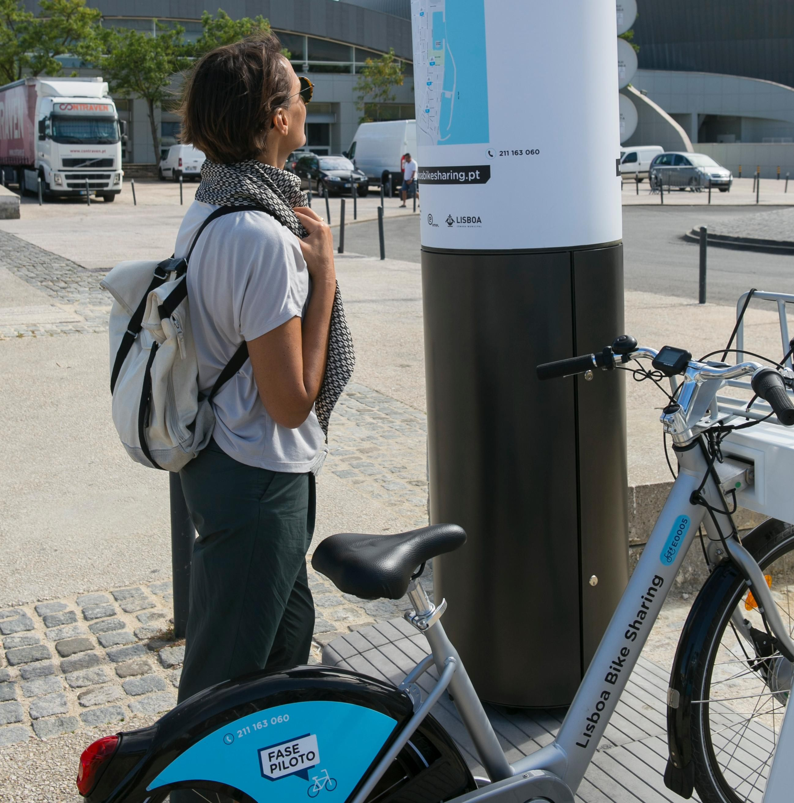 Hilly Lisbon Launches Electric Bike Share System In Bid To Solve