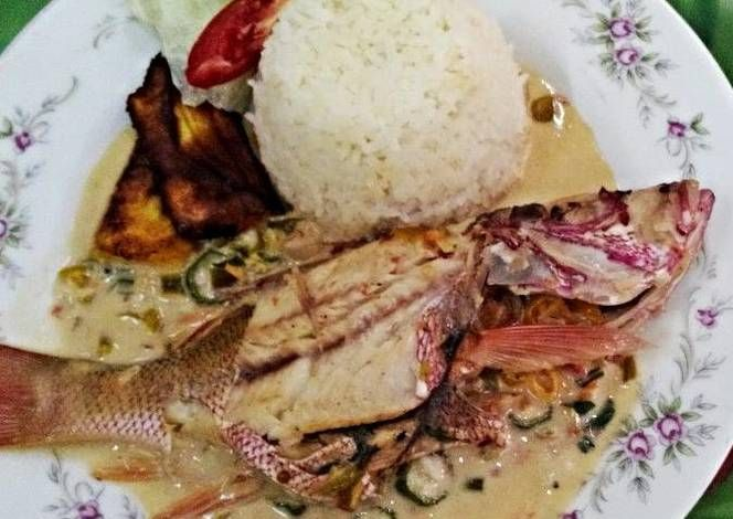 Fish in coconut sauce Recipe -  Are you ready to cook? Let's try to make Fish in coconut sauce in your home!
